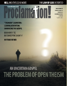 The Latest from Proclamation! Magazine