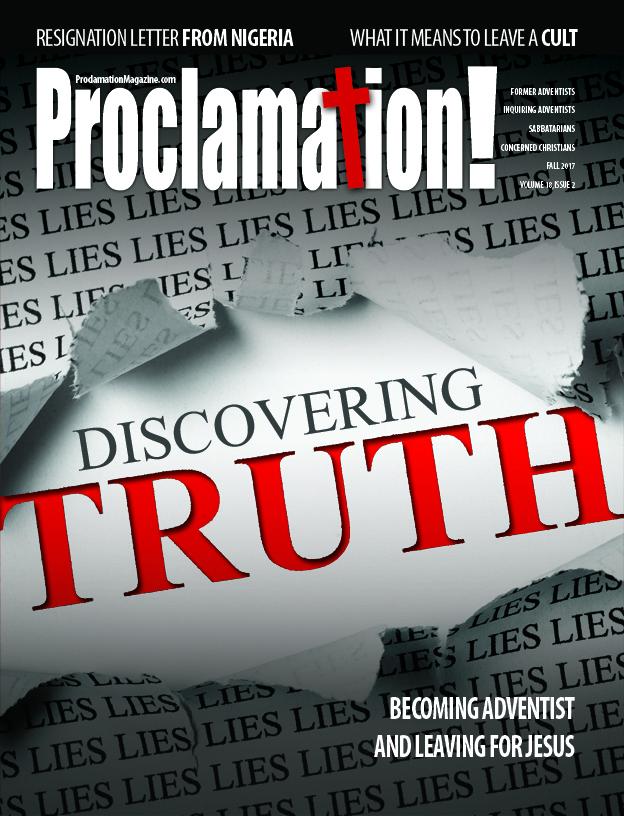 Proclamation! Magazine Print Edition